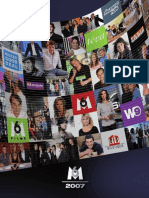 M6groupe - Annual Report 2007