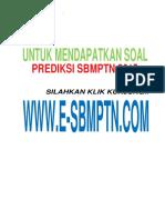 Soal Sbmptn Tkd Soshum Kode 761 & Jawaban
