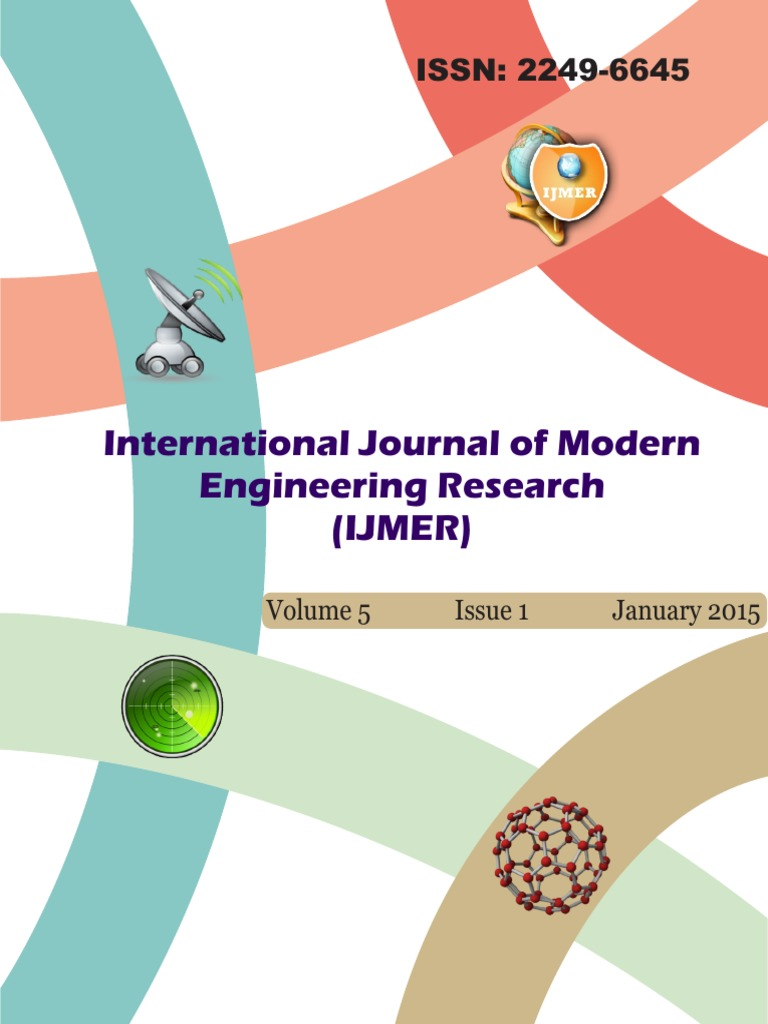 Vol 5 Issue1 | Fatigue (Material) | Strength Of Materials