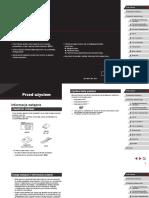 PowerShot G7 X Camera User Guide PL