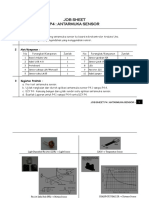 Job Sheet PMA 1 - P4 - Antarmuka Sensor