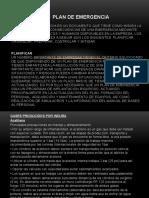 Diapositivas Plan de Contingencia en seguridad industrial