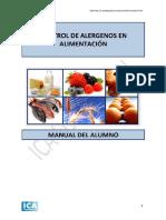 Manual Alérgenos