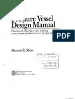 D. Moss - Pressure Vessel Design Manual