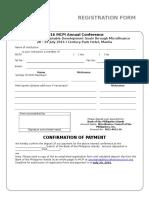 Registration Form_2016 MCPI Conference