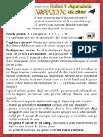 Carcassonne Extensia Mini 1 Aparatele de Zbor(Full Permission)