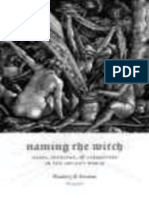 (Gender, Theory, And Religion) Kimberly B Stratton-Naming the Witch _ Magic, Ideology, & Stereotype in the Ancient World-Columbia University Press (2007)