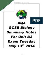b2 summary notes - sets 1-5