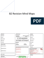 b2 revision mind maps - sets 1-5
