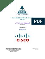 Ccna New Lab Manual by sri Team