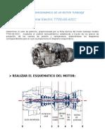 Análisis Termodinámico de Un Motor Turboshaft
