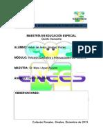 Inclusión Educativa y Adecuaciones Curriculares