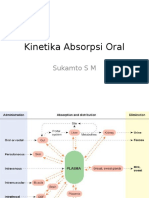 1 - Oral Absorption Kinetics.pptx