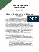 Curso de Estudios Tanákhicos