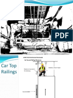 Elevator Car Top Railing Subcommittee Meeting
