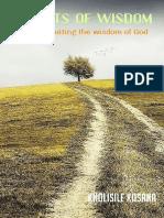 Nuggets of Wisdom, illuminating the wisdom of God