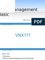VNX Management Basic