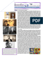 Boletim Bibliográfico - O 1º Modernismo