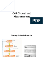 Standard Cell Growth