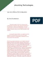 Copy Paste Advanced IPv6