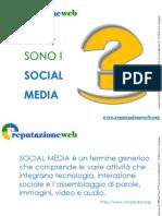 Introduzione ai Social Media - by REPUTAZIONE WEB
