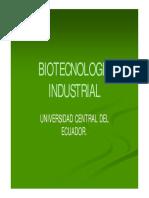 Tema1introduccion a La Biotecnologia