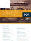 Pardot Complete Guide to B2B Marketing