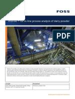 ProFoss Solution Brochure Dairy Powder GB PDF