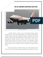 Project on Aviavtion Insurance