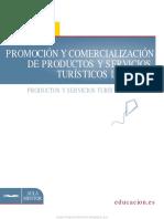 Promocion Comercializacion Productos Servicios Locales