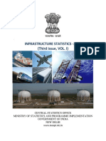 Infrastructurestastics India Valum 2014