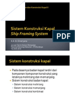 1479-Kojex-05. Sistem Konstruksi Kapal