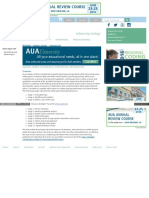 Www Auanet Org Education White Paper Standard Operating Proc
