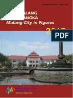 Kota Malang Dalam Angka 2015