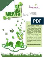 Guide Des Gestes Verts 188