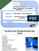 SESION Nº2- Purificacion del Agua--1.pptx