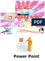 Pawer Poin Presentaciones
