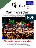 El Popular 349 Órgano de Prensa Oficial del Partido Comunista de Uruguay