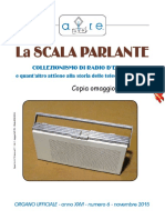 La Scala Parlante n.6 anno 2015