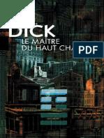 Dick Kindred Philip - Le Maitre Du Haut Chateau