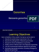 Gonorrhea Slides