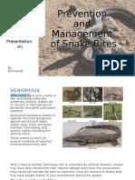 Snake Habbits & Their Prevention