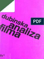Dubinska Analiza Filma - Hrvoje Turkovic