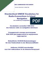 Vocabular Standard Ape Interioare - De La CERONAV - Copie