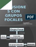 Discusiones Con Grupos Focales