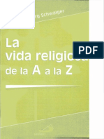 SCHWAIGER-La Vida Religiosa de La a a La Z