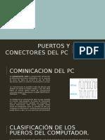 Puertos y Conectores Del PC [Autoguardado]
