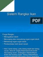 3 Sistem Rangka Ikan