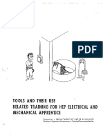 Tools & Their Use