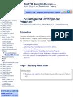 Atmel Studio Integrated Development Environment With FreeRTOS Awareness